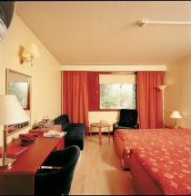 Hotelli Ellivuoren hotellihuoneista tuli maankuulut, kun kaveriherja lähti liikkeelle YouTubessa. Kuva Hotelli Ellivuori.