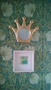 Makuuhuoneeseen löysi paikkansa Morris Kuva Availan kotialbumista